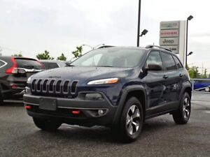 Jeep Cherokee TRAILHAWK 2018 TOIT PANORAMIQUE