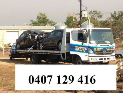 Free Car Removal NT - Cars, Vans, Utes, Trucks, 4WDS Darwin CBD Darwin City Preview