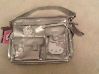 Brand New HELLO KITTY BABY CHANGING BAG
