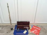 'Jupiter' flute, in good condition