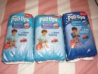 Brand new huggies pull ups potty training pants