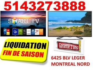 MEGA LIQUIDATION TELEVISIONS TABLETTES  APPAREILS ELECTRONIQUES