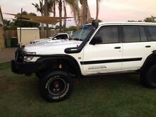 Fully set-up Nissan Patrol with rebuilt engine Bongaree Caboolture Area Preview