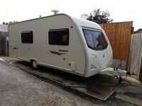 Avondale Dart 545/4 4 berth caravan 2008 AWNING, VGC, BARGAIN !