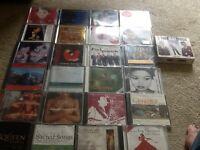 Assortment of 20+ CD'S