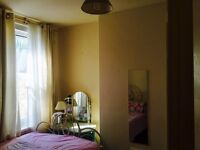 Beautiful double room available for a Single person with 10 minutes walk from East Ham Station!