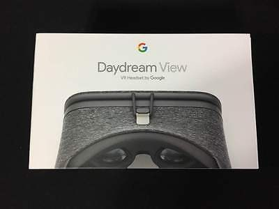 Google Daydream View VR Slate - Brand New and Sealed - Worldwide Shipping