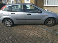 Ford Focus 1.6 2003 Car in excellent condition. Ideal for first time drivers. £750