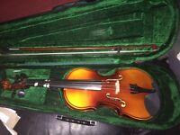 For Sale 3/4 Violin & Full size Violin