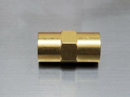11N17 Welding Regulator 5/8-18 Female 9/16-18 Outlet Fitting Coupler Adapter
