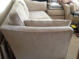 M&S 2 x Three seater Sofas for sale. Lovely condition. £200 each or Ono for two.