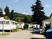 Superb Mobile Home all year living on the Cote d'Azur