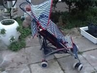 Mothercare Micky buggy