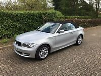 BMW 118i SE Convertible, MOT Mar 2017, Service Jan 2017, Great car & perfect for sunny drives