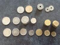 Lot de monnaie française 20e siècle
