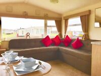 Pre Owned Spacious Caravan For Sale At Sandylands Ayrshire