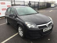 **VERY LOW MILEAGE** 2005 VAUXHALL ASTRA 1.4i BREEZE 16v 5 DOOR HATCHBACK**1 OWNER+RECENT SERVICE**