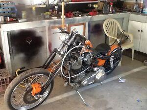1983 Harley bobber Nanango South Burnett Area Preview