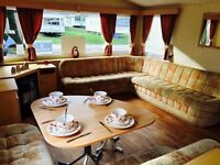 static caravan holiday home for sale in northumberland, located on one of the best beaches!