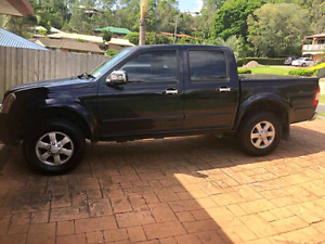 HOLDEN RODEO LT 4 x 4  '06 AUTO TOP OF THE RANGE, GREAT K'S Rochedale South Brisbane South East Preview