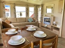 STATIC CARAVAN FOR SALE SLEEPS 6 OWNERS ONLY, NEW BAR & RESTURANT, LOW FEES & BEAUTIFUL VIEWS