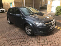 59 PLATE VAUXHALL ASTRA 1.4 i 16v SXi 5dr, LADY OWNER, 12 MONTHS MOT, ONLY 73K GUARENTEED MILAGE,