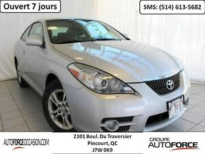 2007 Toyota Camry Solara SE BAS KM 6CYL TOIT AUT MAGS IMPECCABLE