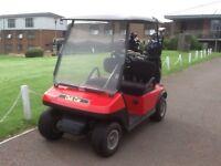 Club Car Golf Buggy