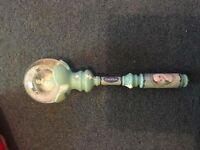 Frozen musical wand