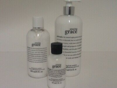 Philosophy Amazing Grace Firming Body Emulsion Your Choice NEW Sealed