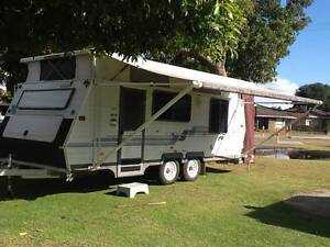 1995 Coromal Seka Pop Top Caravan 5.35m Beckenham Gosnells Area Preview