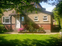 3 bed H.A semi, 130ft garden. In Wheatley, near OXFORD need 2/3 beds Bournemouth/Ringwood areas
