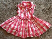 Bundle of girls summer dresses - great condition
