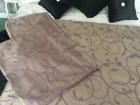 Next Duvet Cover with pillowcases . Brand New never used. Reversible