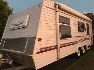 TRIPLE bunk family caravan Bracken Ridge Brisbane North East Preview