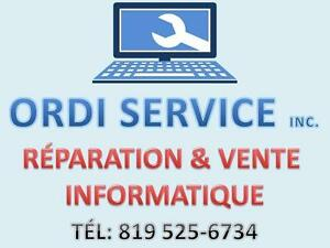 --ESTIMATION GRATUITE--  CENTRE DE RÉPARATION LAPTOP & DESKTOPS 39$