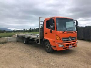 Fc hino 2013 model truck 400kms Mullumbimby Byron Area Preview