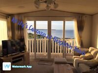 Caravan to rent on Bay View at Reighton Sands, Filey