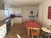 Luxury 4 bed house available 30th July