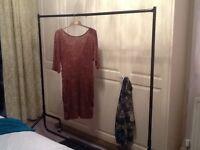 Habitat clothes rail