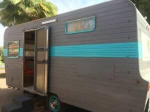 Fully Restored Coronet Caravan