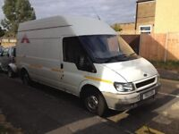 Ford Transit 2001 Long wheel base High roof 125 BHP LONDON EMISSION COMPLIANT