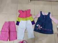 3-6m girls clothes bundle