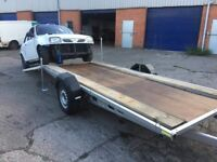 £850 - Car transporter trailer suspension and brakes.