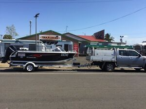 Boat and Ute for sale/swap/trade (cash adjustments if require) Bundaberg West Bundaberg City Preview