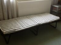 Fold Up Bed Excellent Condition