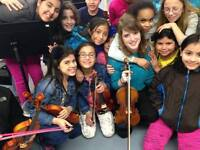 Violin/Fiddle, Piano, Step Dance, Music Theory Lessons.