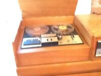 Sony reel to reel sterio deck circa 1967