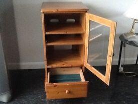 Ducal Antique wood storage unit
