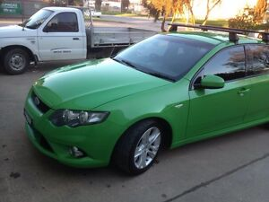 2009 ford Falcon xr6 6sp auto Brucedale Wagga Wagga City Preview